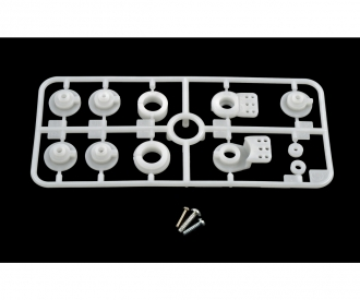 Servosaver-Set Standard weiß