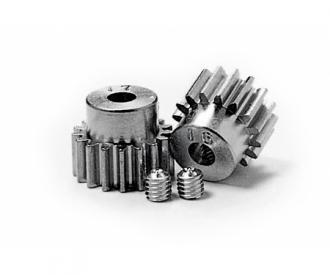 AV Pinion Gear-Set 16/17 Teeth hard.