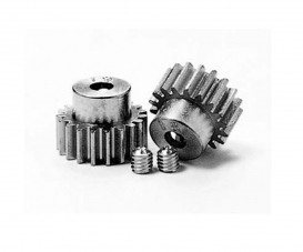 AV Pinion Gear-Set 18/19 Teeth hard.