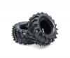 Monster Truck Tires (2) Wild Dagger