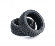 1:10 Racing Radial Tires (2) 26mm