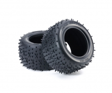 Cross-Spike Tires rea. (2) Stad.Blitzer