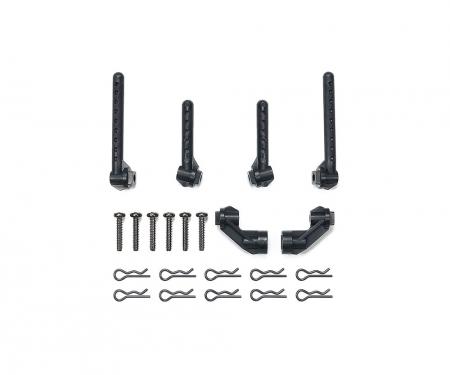 TA01/TA02/FF01 D-Parts Body Mount