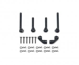 TA-01/TA02/FF01 D-Parts Body Mount