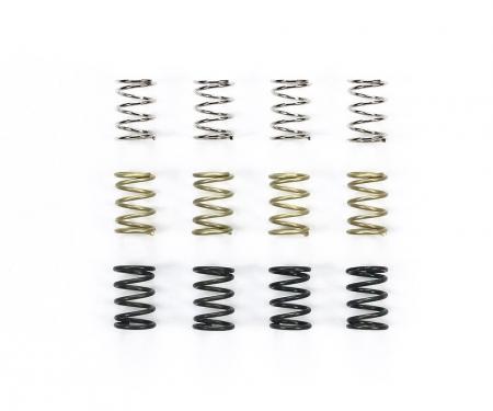 F103RS/GT-F104 Spiralfedern vorne (3x4)
