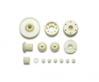 TA-02 Getriebe-Satz Zahnräder