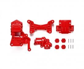 TA-01/02 A-Teile Getriebegehäuse vorne rot