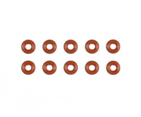 Damper O-Ring 3x6mm Rot (10)