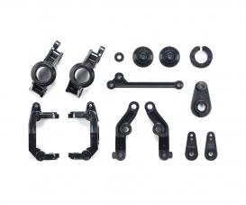 C-Parts Steering Arm/C-Holder (2)TA03F/R