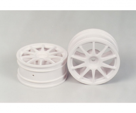 10-Spoke Wheels Jaccs Accord white (2) 2