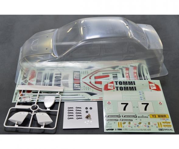 Body-Set Mitsubishi Lancer Evo VII WRC