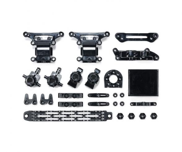 TT-01 A-Teile Lenkhebel/Achsschenkel