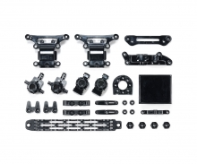 TT-01 A-Parts Steering Arm/Upright