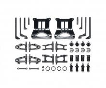 TT-01/E B-Parts Suspens. Arm/Body Mount