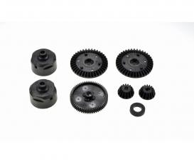 TT-01/E/R G-Teile Getriebe-Set