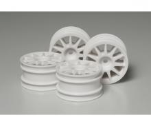 M-Chassis 11-Spoke Wheels white (4)