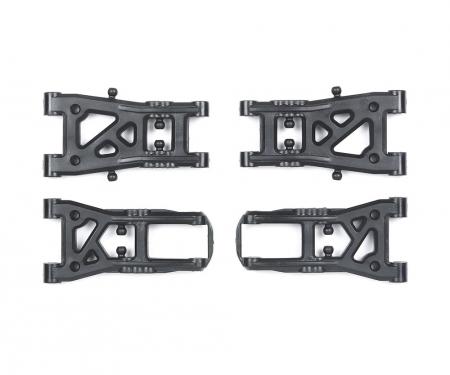 TA05IFS D-Parts Susp. Arm Set fr/re(2+2)