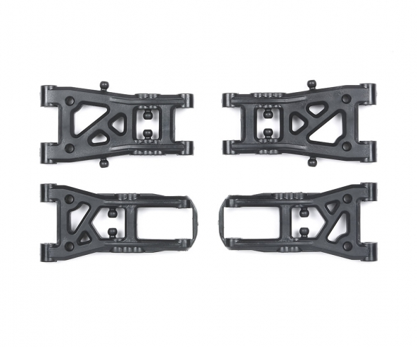 TA0-5IFS D-Parts Susp. Arms fr/re(2+2)