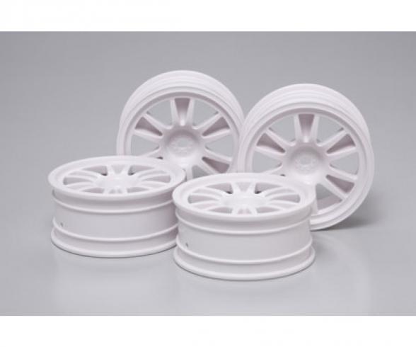 1:10 Wheels (4) 2-Spoke 24mm +2mm