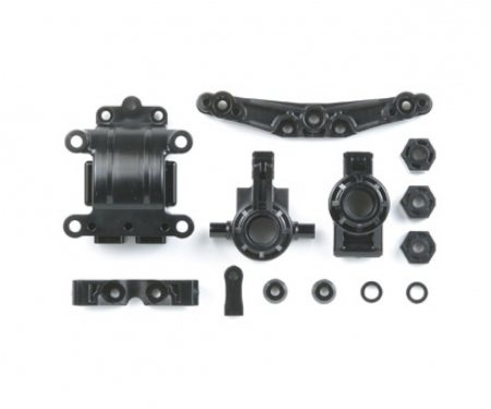 TT01E/R/D A-Parts Damper Stay/Gearb. fr.