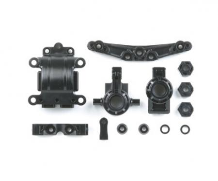 TT01E/R/D A-Teile Dämpferbr./Getriebege.