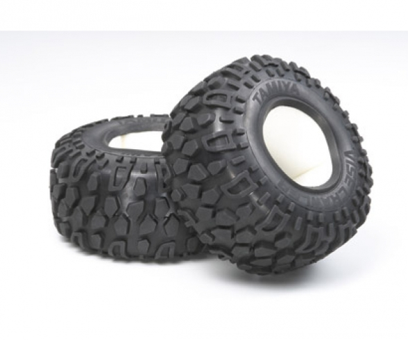 CR01 Vise Crawler Tires Kit (2)