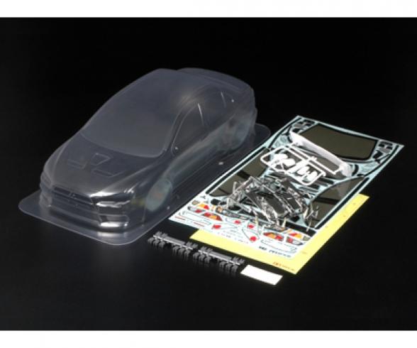 Kar.Satz Mitsubishi Lancer Evo X