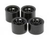 Wheel-Set (4) F104 Black