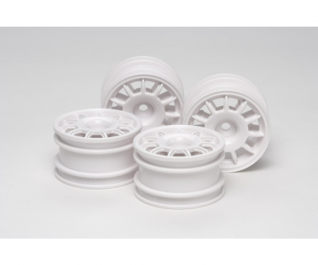 M-Chass.11-Spoke Racing Wheels(4) 1/10