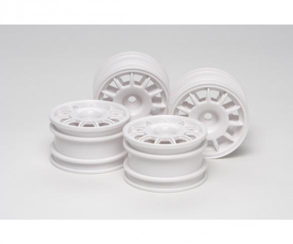 M-Chass.11-Spoke Racing Wheels(4) 1/10