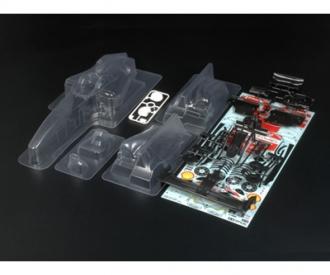 Body Set Ferrari F60 (F104)