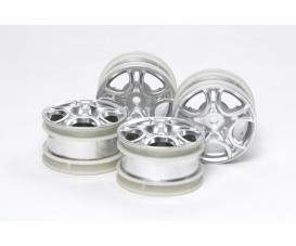 1:10 Felgen-Set C-Sp/Alfa Romeo MiTo (4)