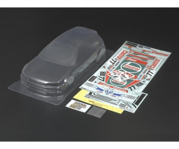 Body-Set Castrol Honda Civic VTi
