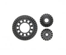 TB-04 One-way/Gear Dif.Ring Gear Set 40T