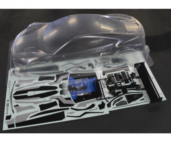 Kar.-Satz RAYBRIG NSX Concept-GT