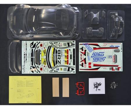 Kar.-Satz Subaru BRZ R&D Sport 2014 Fuji