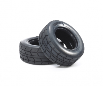 1:14 Racing Truck Tires (2) 28mm