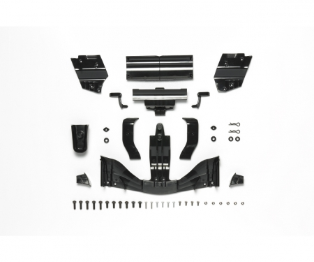 F104 2017 Wing Set Black