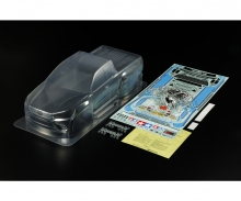 Toyota Hilux Extra Cab Body