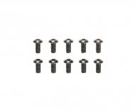 3x6mm Steel Hex Head Screws