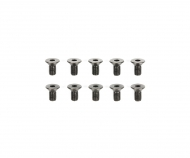 3x6mm Steel CS HexHead Screws