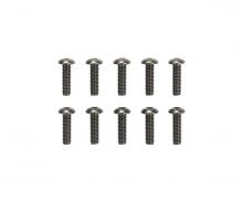 3x10mm 6-Kantkopf Schraube Stahl (10)