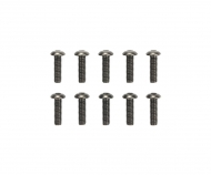 3x10mm Steel Hex Head Screws