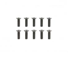 3x10mm Steel CS HexHead Screws