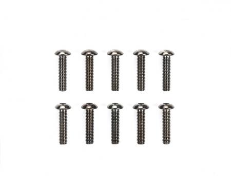3x12mm Steel Hex Head Screws