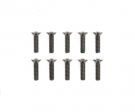 3x12mm Steel CS HexHead Screws