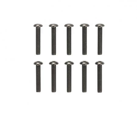 3x16mm Steel Hex Head Screws