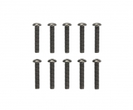 3x16mm Steel Hex Head Screws