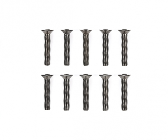 3x16mm Steel CS HexHead Screws