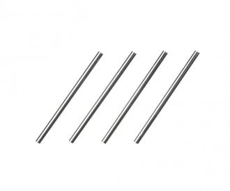 TRF420 Querl.-Wellen 3x43mm (4) Stahl